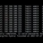 Оптимизация защиты от подбора паролей